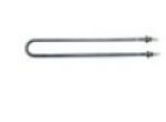 Элемент нагревательный 800Вт 230В Д 405мм Ш 50мм присоединение плоский штекер 6,3 мм труба ø 8.5мм для Angelo-Po  32G0090